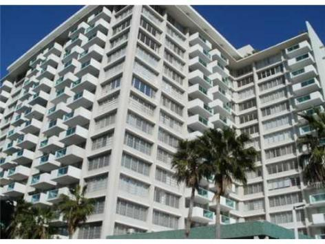 Mirador North Tower, South Beach (SoBe)